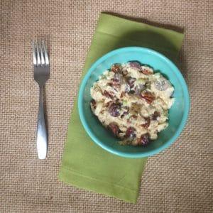 Whole30 Chicken Salad #whole30 #whole30recipes #whole30lunch #carolineswhole30