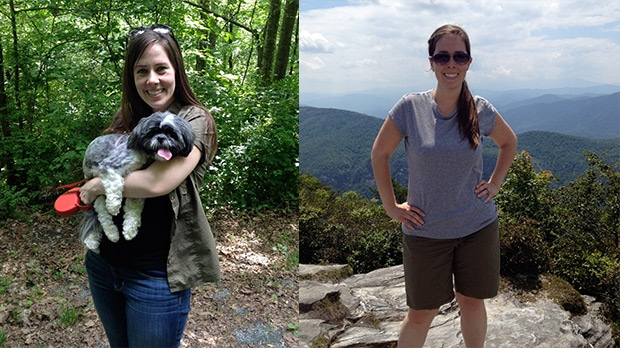 Whole30 Results!   Christine S.