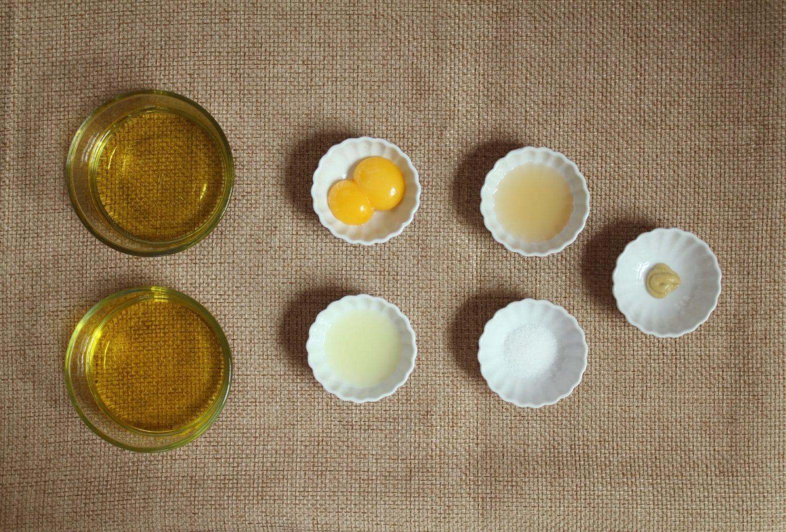 Homemade Olive Oil Mayonnaise