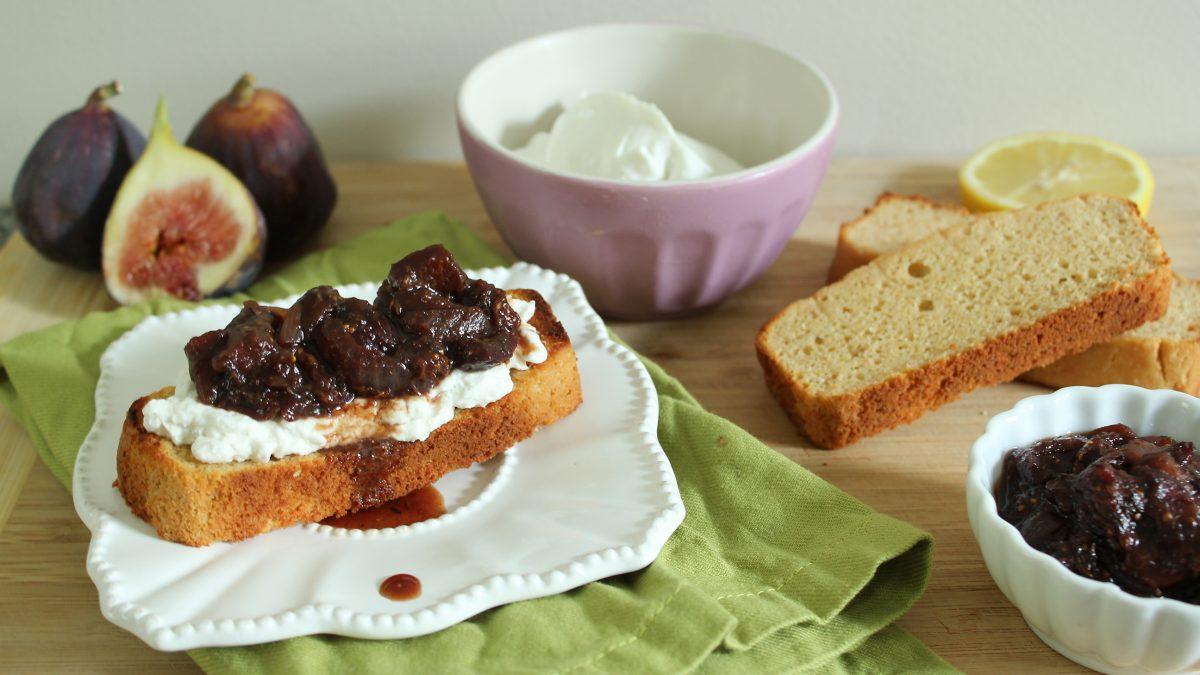 Paleo Fig and Red Onion Chutney #figs #whole30 #whole30recipes #paleo #paleorecipes