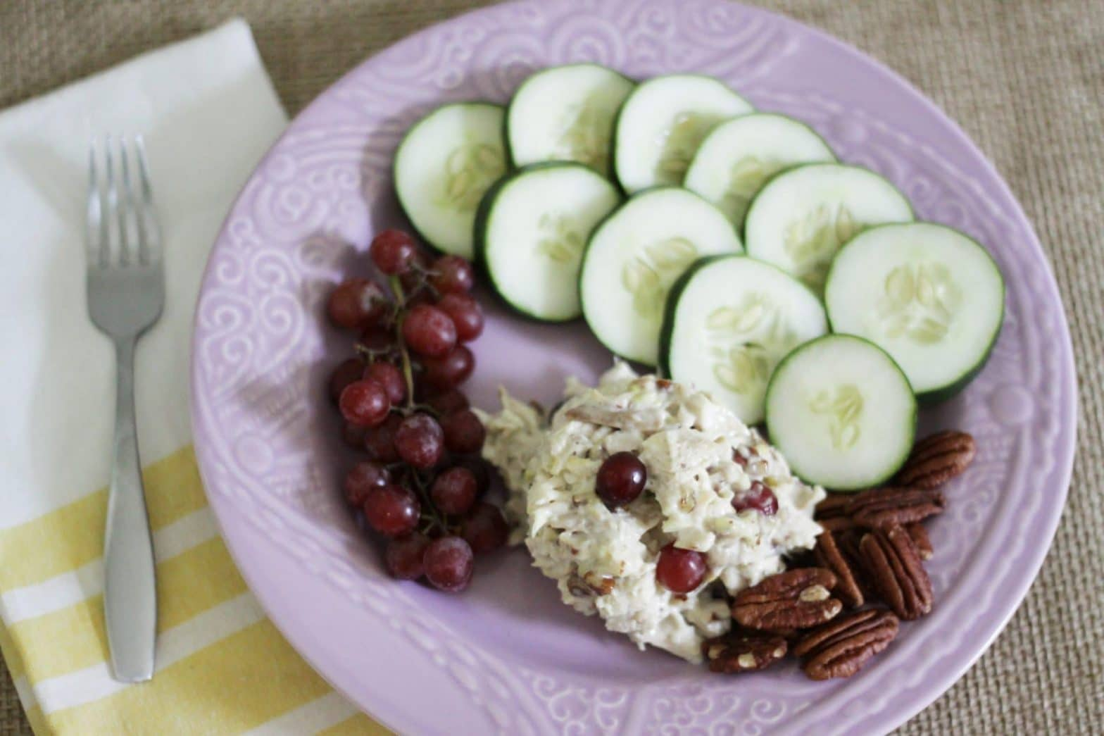 Bread and Company Honey Pecan Chicken Salad Recipe