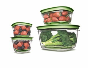 Rubbermaid Produce Saver Storage Containers