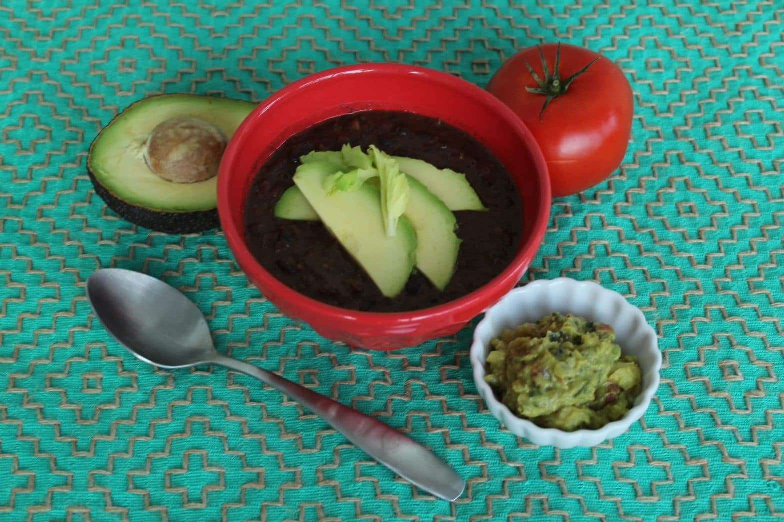 Vegan Panera Black Bean Soup Recipe