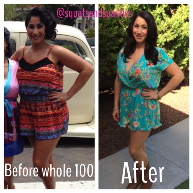 Whole30 Results Pictures   Jacyln G #whole30 #whole30recipes #whole30results