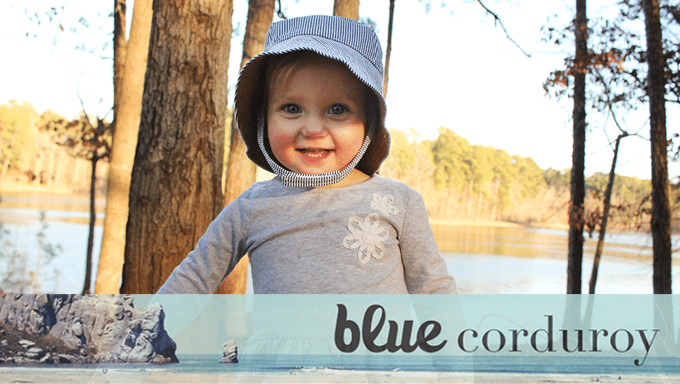 Blue Corduroy Review and Giveaway!