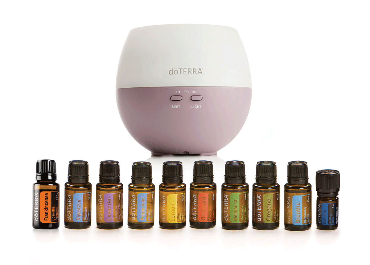How to Order doTERRA Essential Oils | Home Essentials Kit