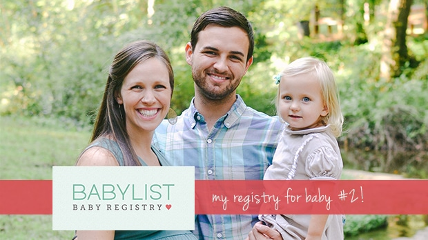 My BabyList Registry for Baby No. 2 | Baby Registry Checklist