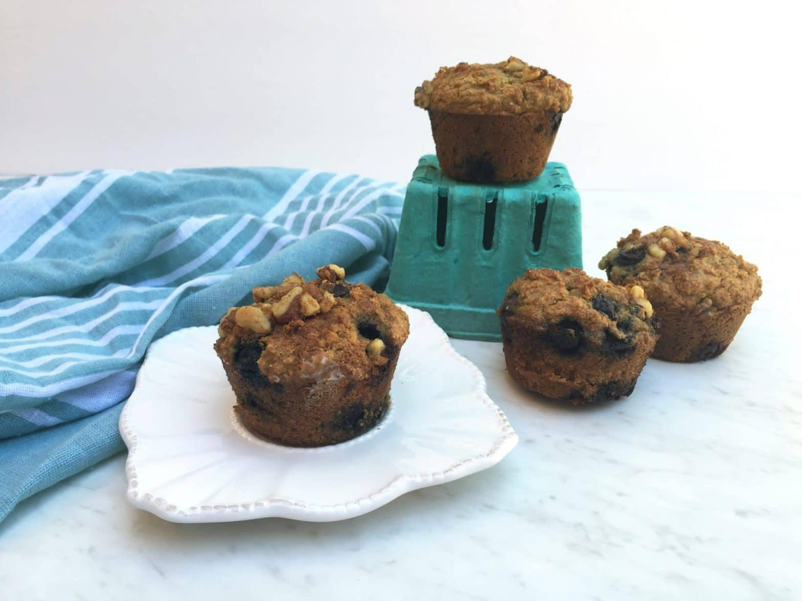 America's Test Kitchen Paleo Perfected: Blueberry Muffins Recipe