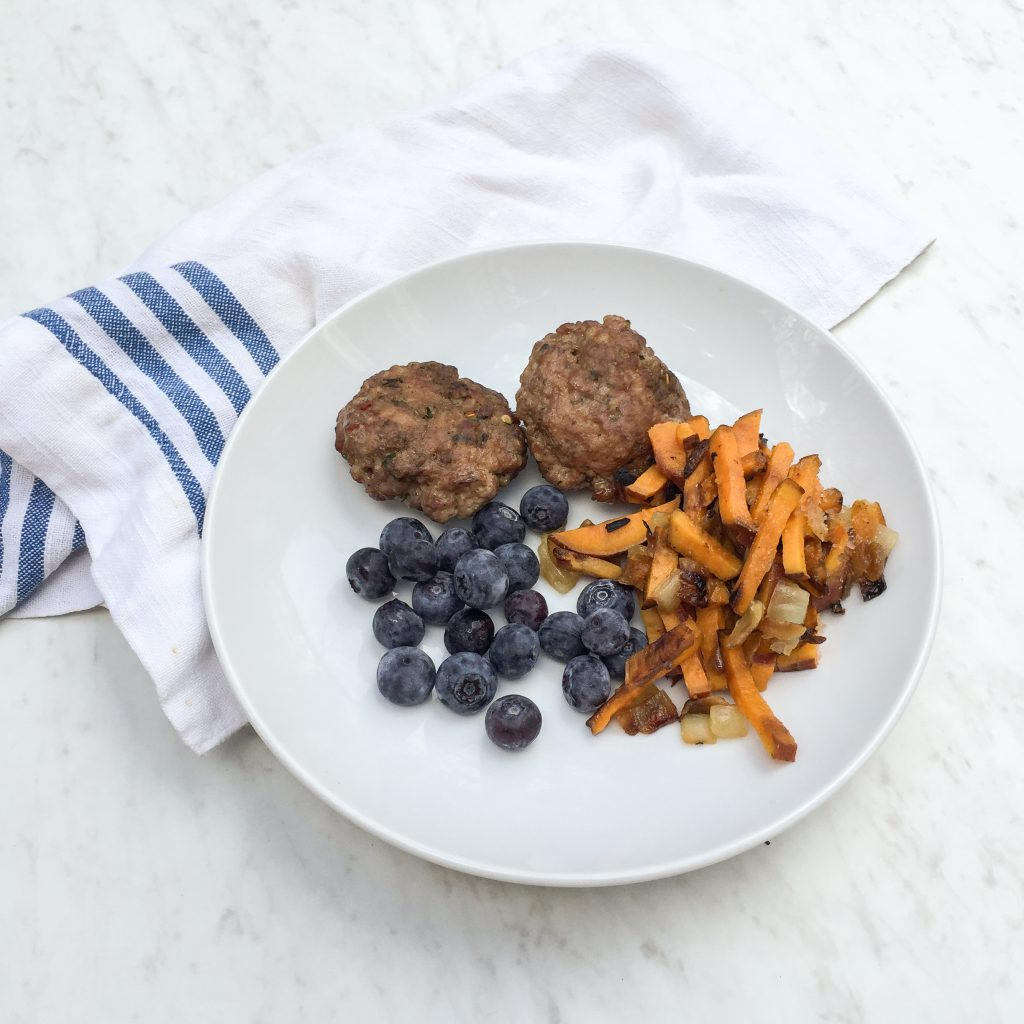Paleo Whole30 Breakfast Sausage