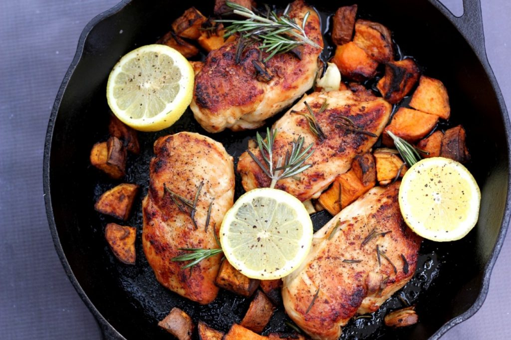 Whole30-Lemon-Rosemary-Chicken