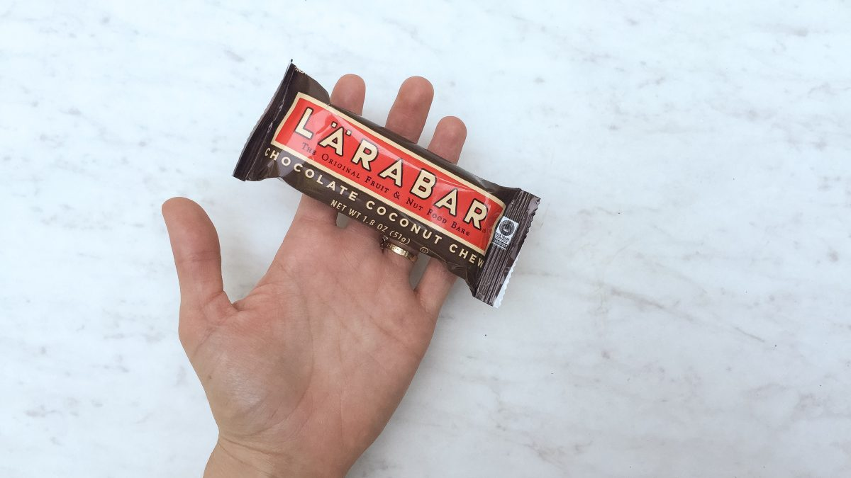 Whole30 Approved Larabars