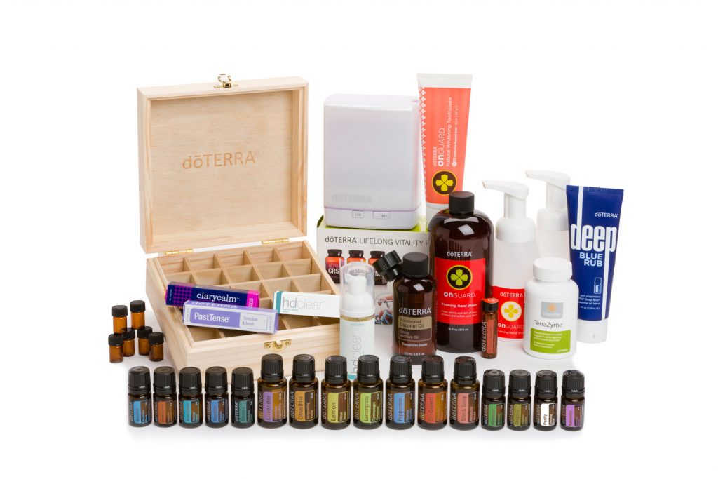 Doterra Enrollment Kits For 2017 Olive You Whole