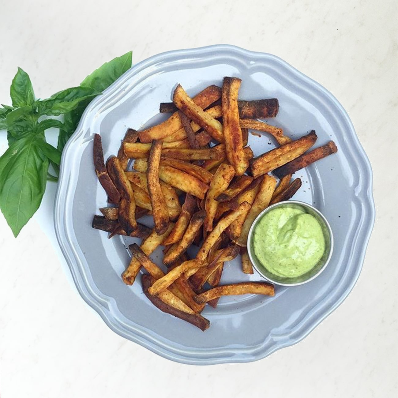 Oven Baked French Fries Recipe (Paleo + Whole30!)