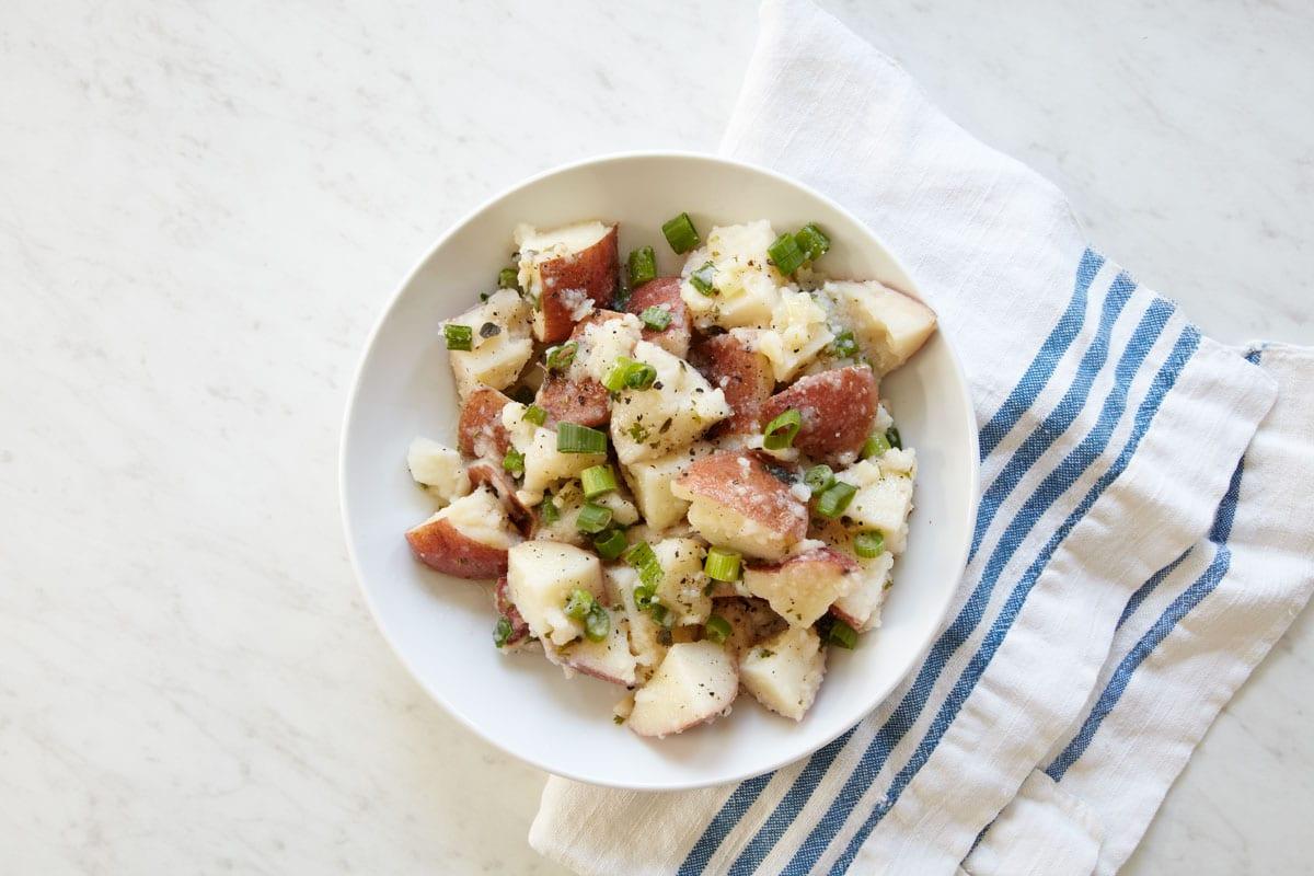 Whole30 + Paleo Potato Salad Recipe (Inspired by Zoës Kitchen)