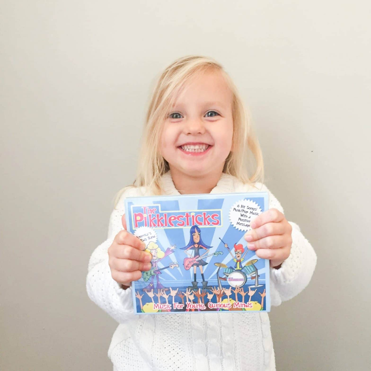Win a Pikklesticks Kids' CD or Poster!