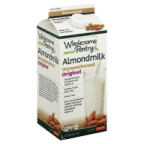 Whole30 Approved Almond Milk Brands Wholesome Pantry Almond Milk