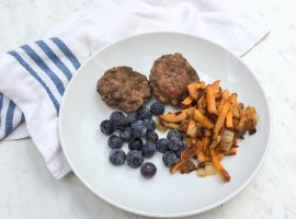 Paleo + Whole30 Breakfast Sausage Recipe
