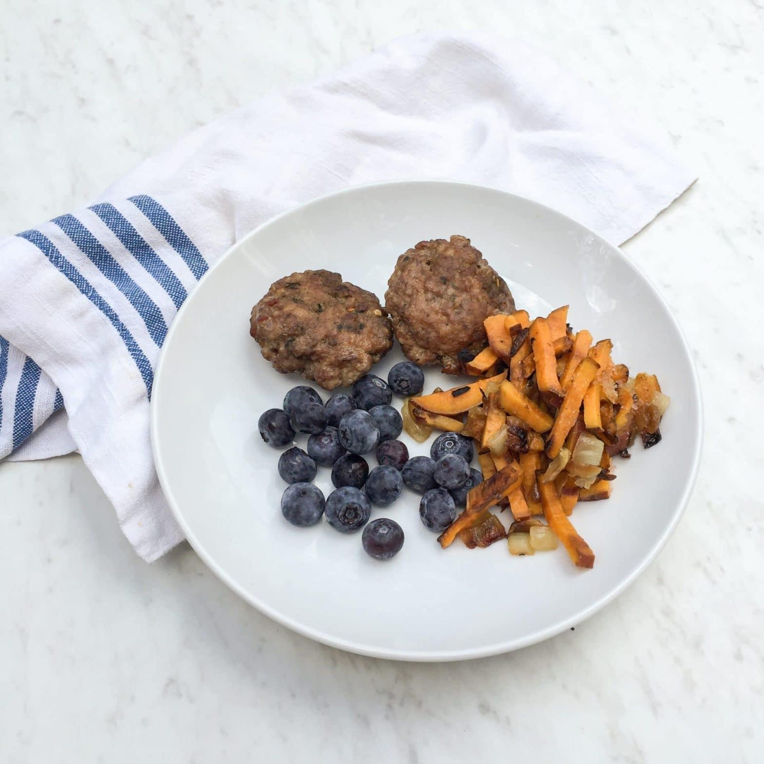 Whole 30 + Paleo Breakfast Sausage Recipe