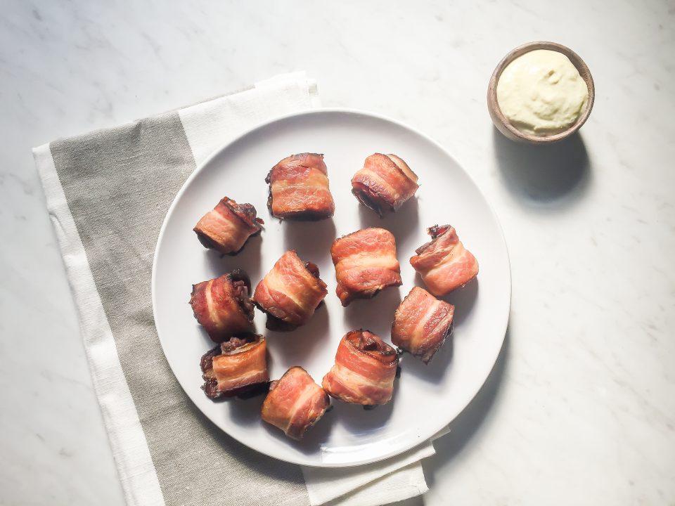 Bacon Wrapped Sirloin