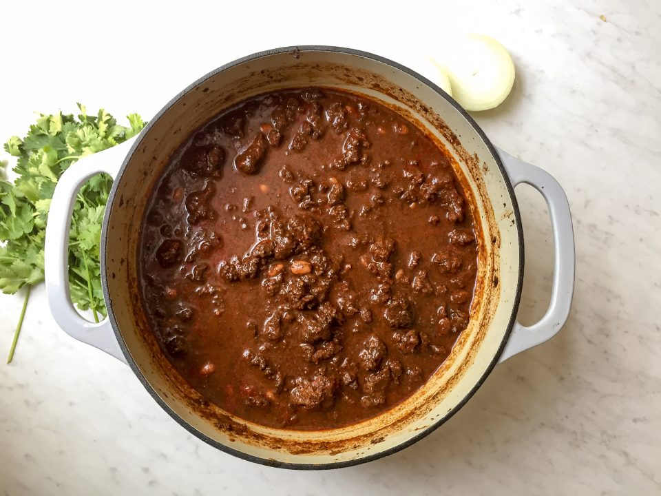 Americas Test Kitchen Chili Recipe