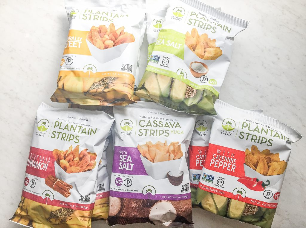 Artisan Tropic Paleo Snacks 2