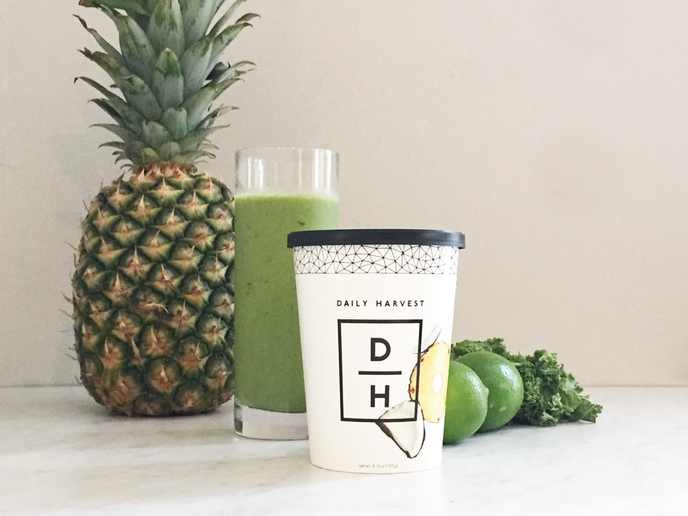 Whole30 Compliant Daily Harvest Smoothies + A Coupon Code!