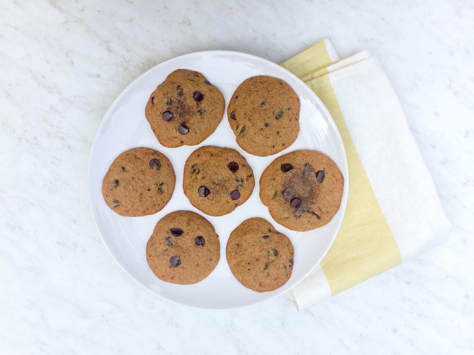 Gluten Free Chocolate Chip Cookie Recipe