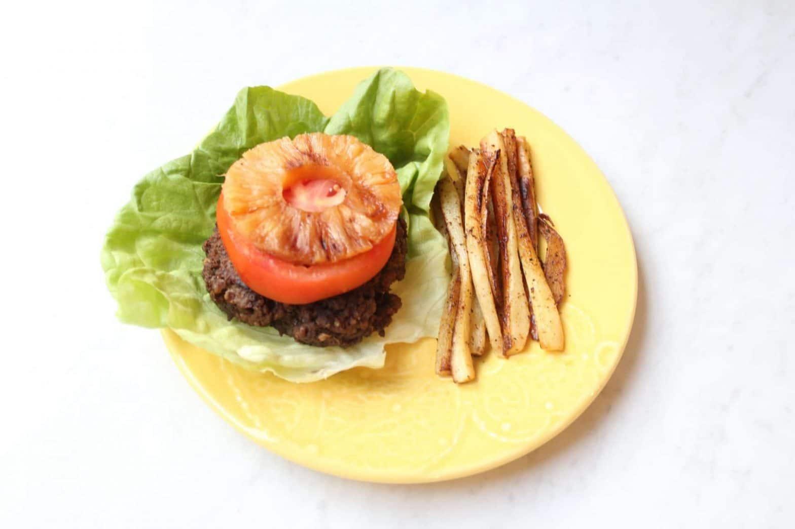 Jerk Burger Recipe (Paleo + Whole30)