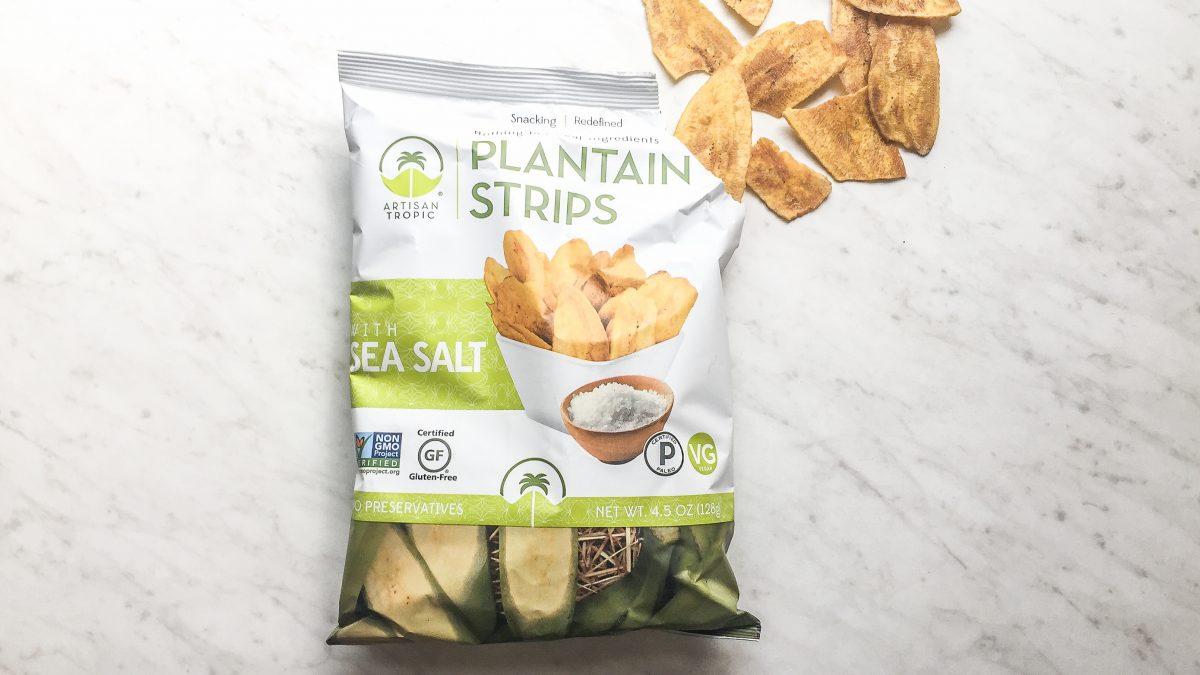 Plantain Strips Paleo Snacks