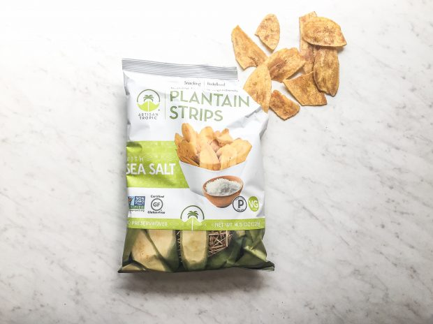 Plantain Strips Paleo Snacks