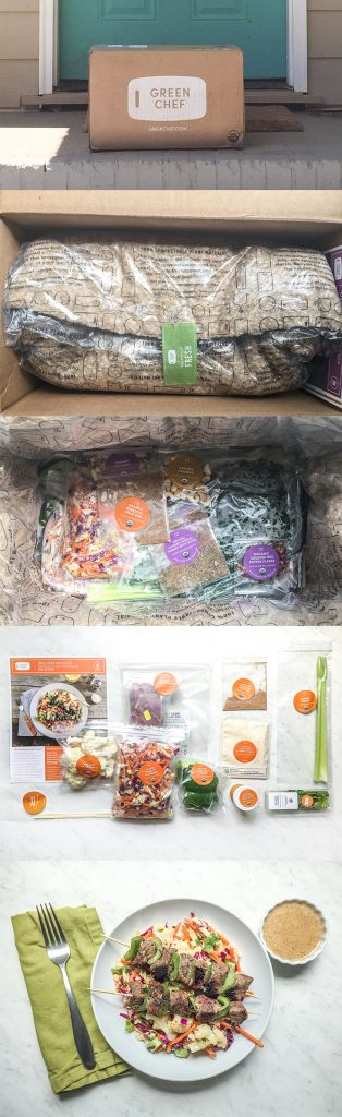 Green Chef Review Coupon Code