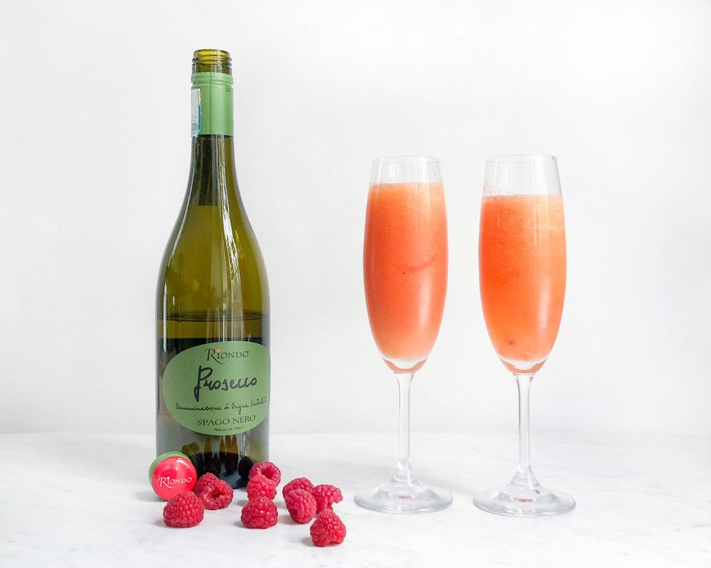 Clean Bellini Recipe Riondo Prosecco 2