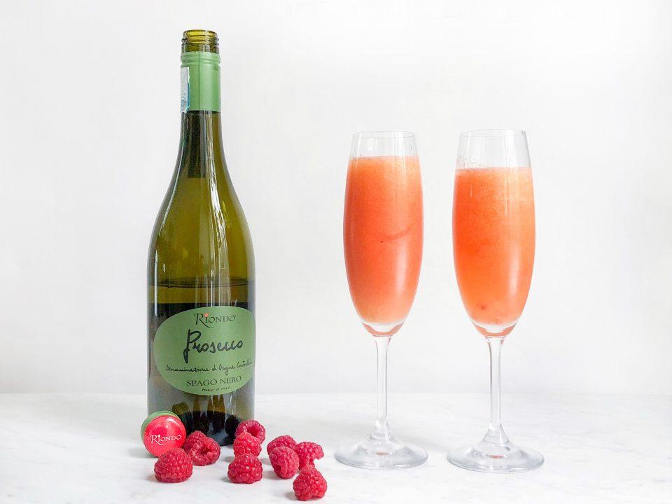 Clean Bellini Recipe Riondo Prosecco 2