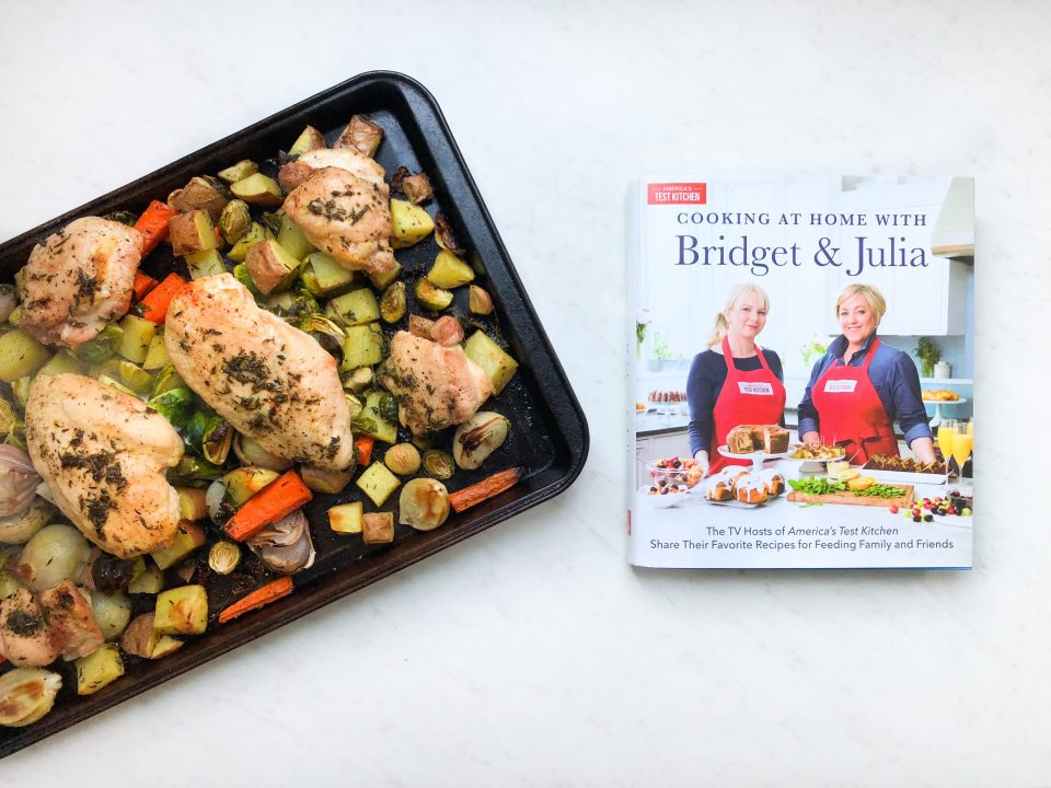 Cooking with Bridget and Julia Recipe