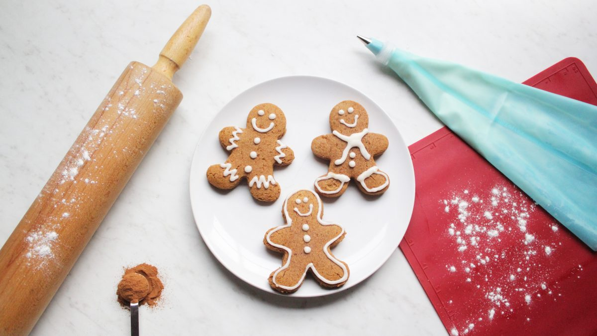 Paleo Gingerbread Cookies Recipe