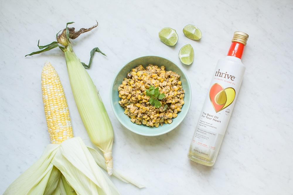 Dairy Free Mexican Street Corn Salad Recipe