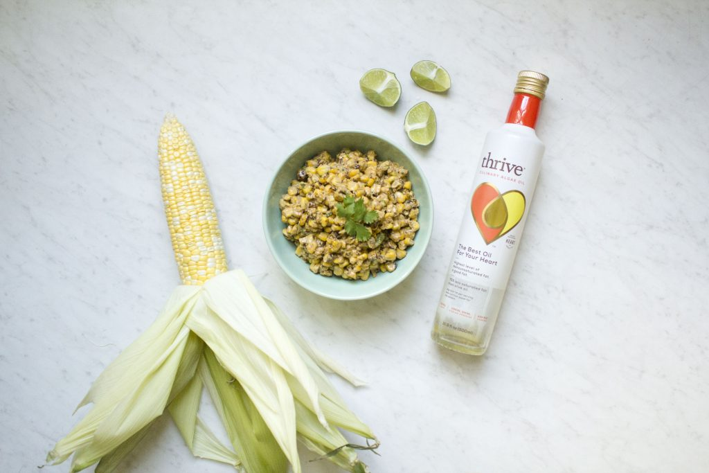 Dairy Free Mexican Street Corn Salad Recipe - Olive You Whole