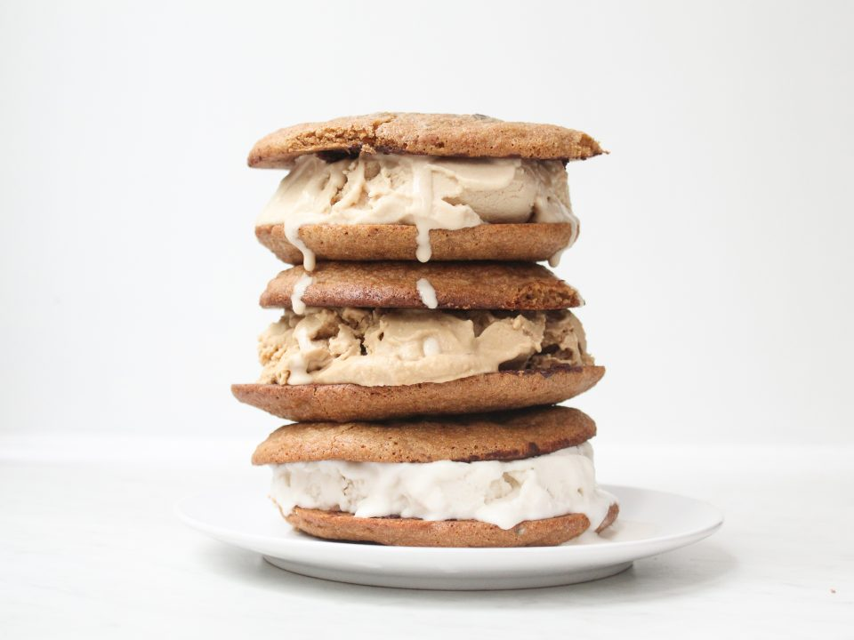 Paleo Ice Cream Sandwich Recipe 2