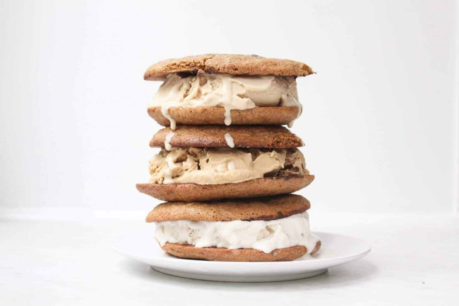Paleo Ice Cream Sandwich Recipe