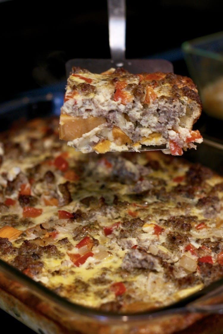 Whole30 Egg Casserole Recipe
