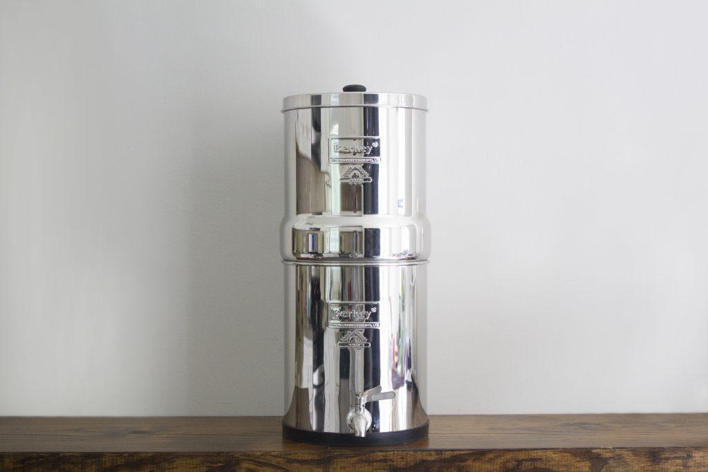 The Best Water Filters Big Berkey Water Filter