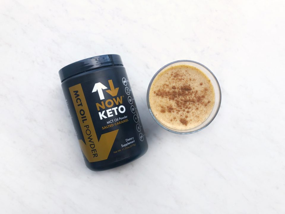 NowKeto Keto Pumpkin Spice Smoothie Recipe