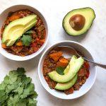 Paleo + Whole30 Five Pepper Chili Recipe