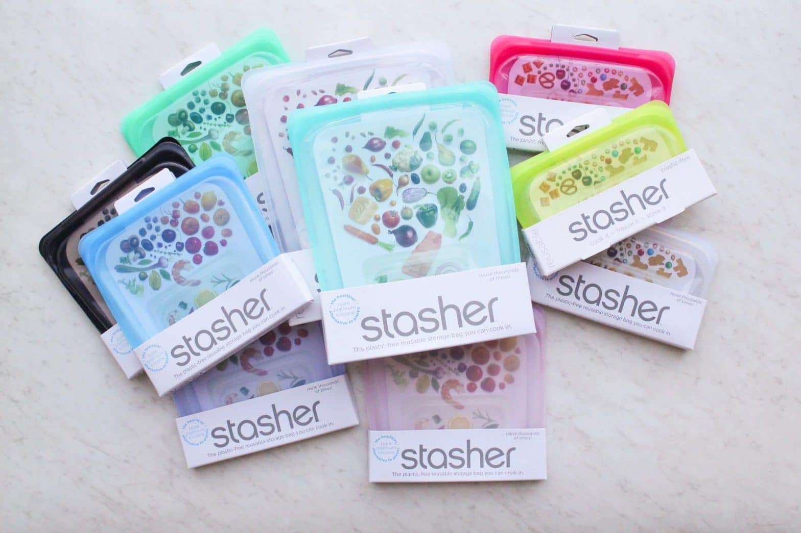 Stasher Bags Review: How I Minimize my Plastic Usage