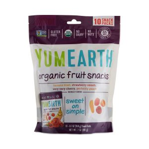 Healthy Halloween Candy YumEarth Organic Fruit Snacks