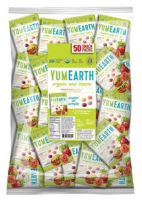 Healthy Halloween Candy YumEarth Organic Sour Beans
