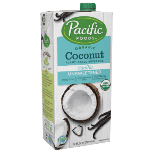 Whole30 Approved Coconut Milk | Pacific Foods Coconut Vanilla