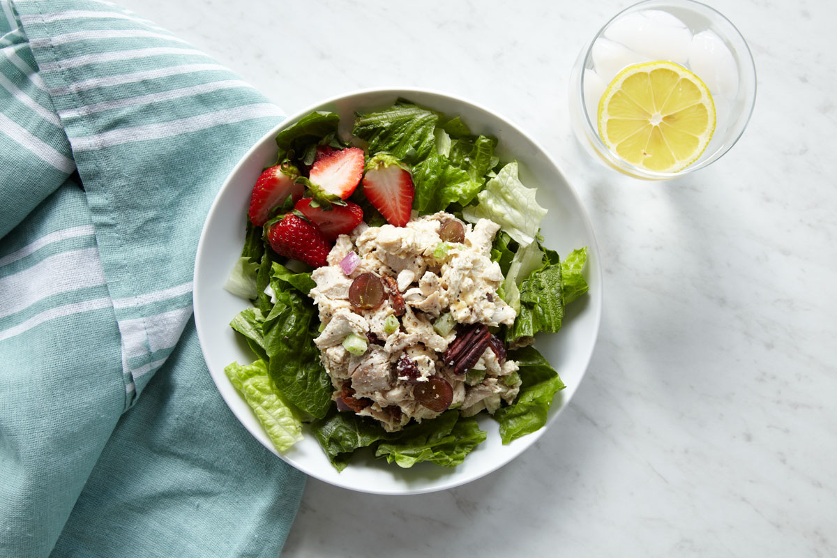 Date Pecan Chicken Salad Recipe (Paleo + Whole30!)