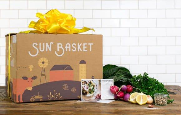 SunBasket Health and Wellness Black Friday Deals