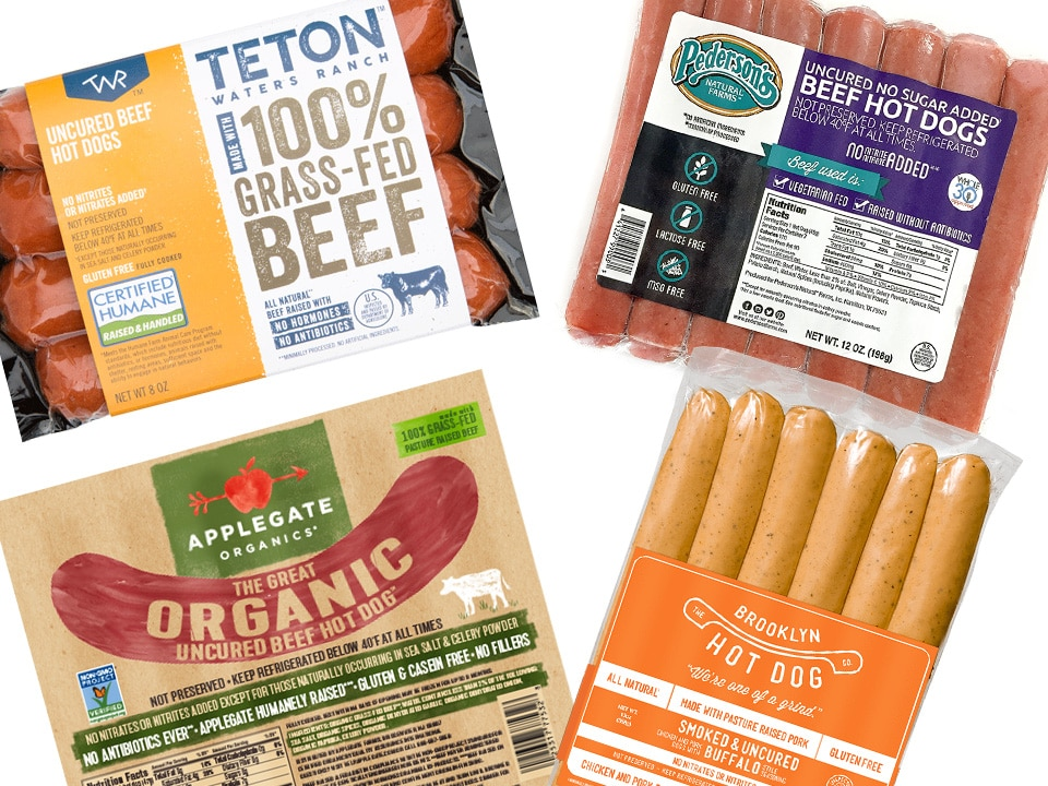 Whole30 Approved Hot Dog Brands